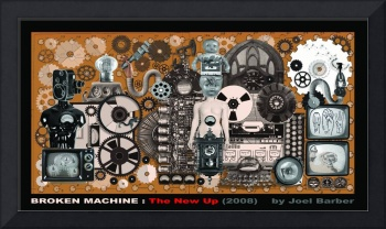 Broken Machine - The New Up (2008)