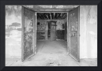 Double Doors, Fort Worden