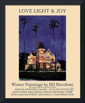 Light and Joy Poster by Rd Riccoboni