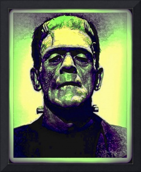 Frankenstein in Color