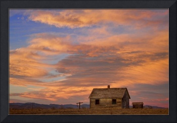 Little House On The Colorado Prairie
