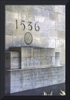 The Reformation Monument, Geneva 2