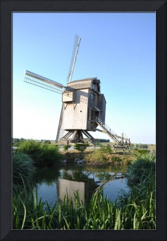 Windmill in the Country