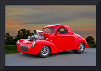 1941 Willys 'Blown' Coupe