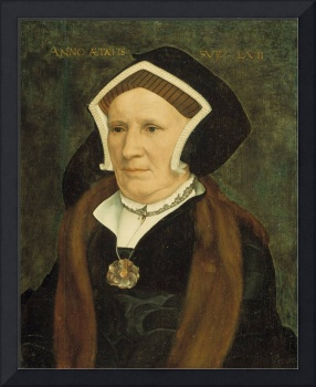 Hans Holbein the Younger~Lady Butts