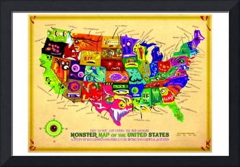 Monster Map