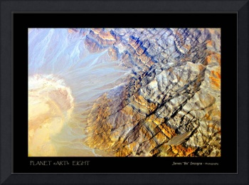 Planet eARTh Eight Poster