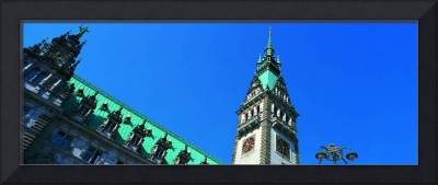 City Hall Hamburg Germany