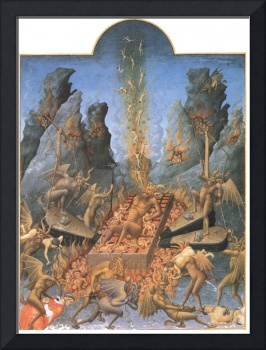 Tundal's Hell by the Limbourg Brothers