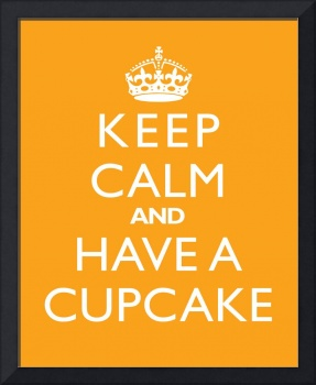 Keep Calm and have a cupcake MANGO