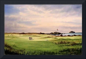 Turnberry Golf Course Scotland 12th Tee