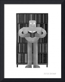 The Reading Robot