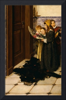 A Carol by Laura Theresa Alma-Tadema