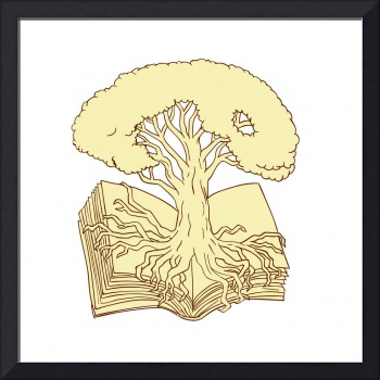 oak-tree-with-roots-on-book-DWG_5000