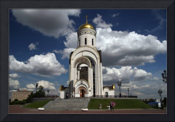 Moscow St George Chapel