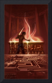 The Battle of the Labyrinth - Percy Jackson Book C