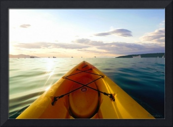 Sunrise Seascape Kayak Adventure