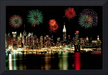 New York Forth of July