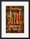 Vintage Boots at the Wild West Store by Dave Wilson