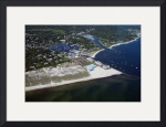 Wychmere Harbor Beach and Tennis Club Aerial #3 by Christopher Seufert