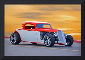 1933 Ford Coupe I