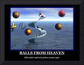 Balls from Heaven