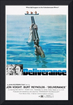 Deliverance  1972 - What did happen on the Cahulaw