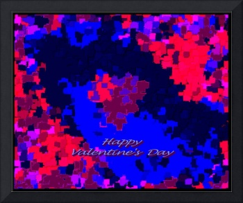Happy Valentine's Day Abstract 2