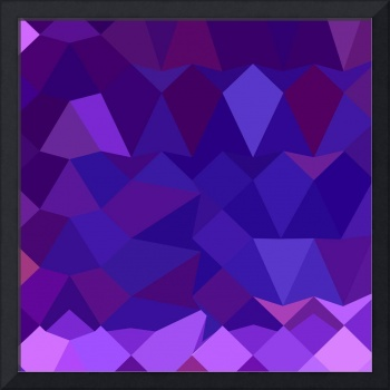 Eminence Purple Abstract Low Polygon Background