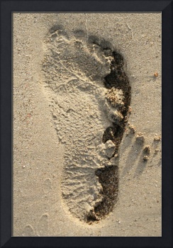 Footprint Before