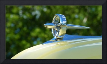 Classic Car Oldsmobile Eight Hood Ornament