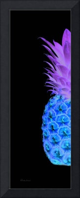 14Al Artistic Glowing Pineapple Digital Art