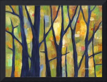 Dreaming Trees 2
