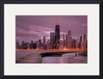 Chicago Skyline by Dave Wilson