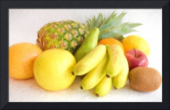 Composition of Exotic and Citrus fruits
