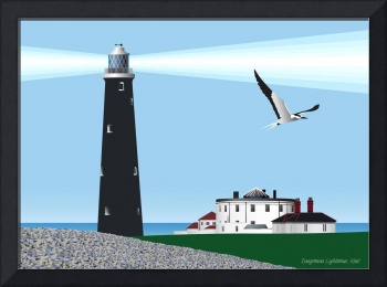 Dungeoness Lighthouse