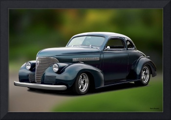 1939 Chevrolet Master Deluxe Coupe ll