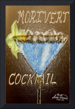 morivert cocktail stained glass