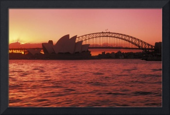 Australia, New South Wales, Sydney, Opera House An