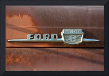 Vintage 1964 Ford Truck F-600 Series