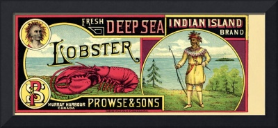 Indian Island Lobster
