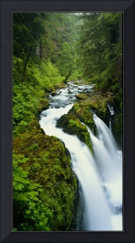Sol Duc Falls, Olympic National Park