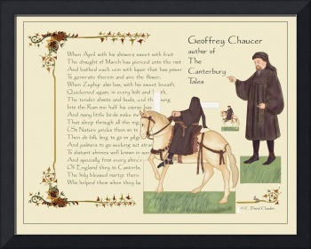 Chaucer by C. David Claudon