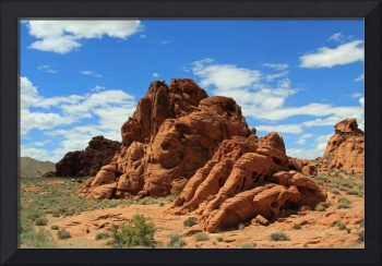 Valley of Fire Formations