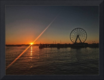 National Harbor, Maryland. USA