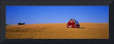 Barn near Uniontown WA