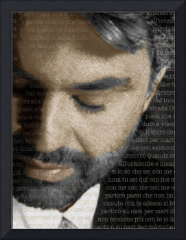 Andrea Bocelli And Lyrics Vertical