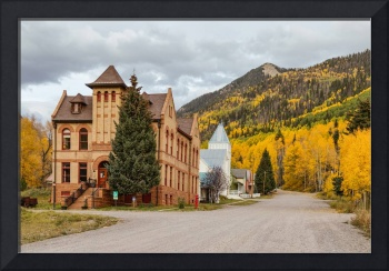 Beautiful Small Town Rico Colorado