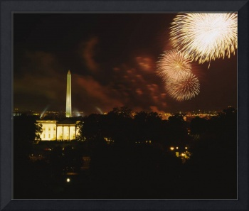 Fireworks Washington DC