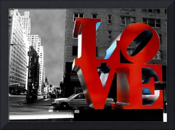 Love - Robert Indiana - New York City